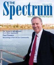 Paul Powers - The Spectrum Magazine