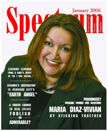 Our cover photo shoot - The Spectrum Magazine - Redwood City's ...