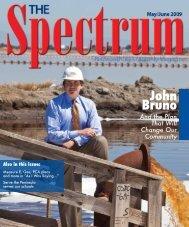John Bruno - The Spectrum Magazine - Redwood City's Monthly ...