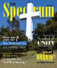 Community Interest - The Spectrum Magazine - Redwood City's ...