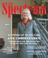 JAN CHRISTENSEN - The Spectrum Magazine - Redwood City's ...