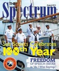 FREEDOM - The Spectrum Magazine - Redwood City's Monthly ...