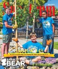 Here's - The Spectrum Magazine