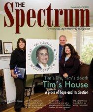 Tim's House - The Spectrum Magazine