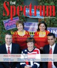 Who Will Win? - The Spectrum Magazine