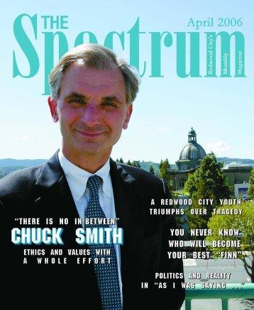 CChhhuuuccckkk SSmmmiiittthh - The Spectrum Magazine ...
