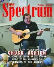 Spectrum - The Spectrum Magazine