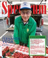 Download - The Spectrum Magazine
