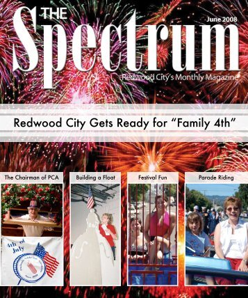 """Redwood City Gets Ready for """"Family 4th"""" - The Spectrum Magazine ..."""