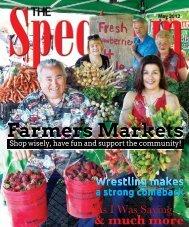 Spectrum May 2012 Issue - The Spectrum Magazine - Redwood ...