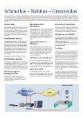 Fixed Mobile Convenience Kommunikation über ... - SPEECH DESIGN - Page 2