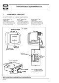 SUPER GENIUS-Systemhandbuch - SPEECH DESIGN - Page 6