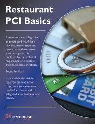 Restaurant PCI Basics - Speedline Solutions