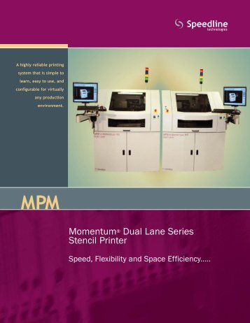 Momentum Dual Lane Brochure rev. 4.6.10.qxp - Speedline ...