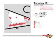 Barcelona (E) - Speer Racing