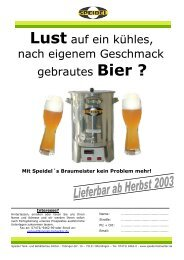 Speidel barril bebidas barril most barril 20l con auslaufhahn NW 15 gärspund