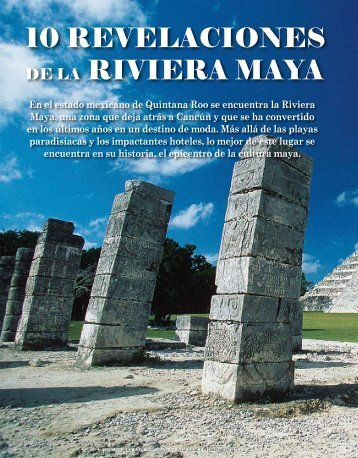 10 REVELACIONES DE LA RIVIERA MAYA - Spend In