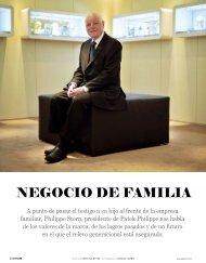 NEGOCIO DE FAMILIA - Spend In
