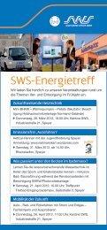 SWS-Energietreff - Speyer-Kurier