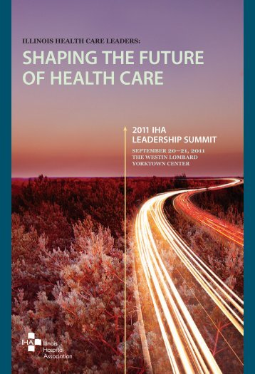IHA 2011 Leadership Summit - University of Michigan School of ...