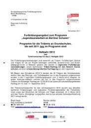 """download Programm 1. Halbjahr 2012 für alle """"neuen"""""""