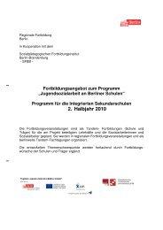 download 2. Halbjahr - Jugendsozialarbeit an Berliner Schulen