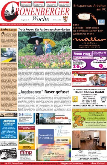 Gesamt - Cronenberger Woche
