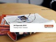 Ad Specials 2014 - Spiegel-QC