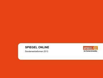 Sonderwerbeformen - Spiegel-QC
