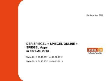 lae 2013 - Spiegel-QC