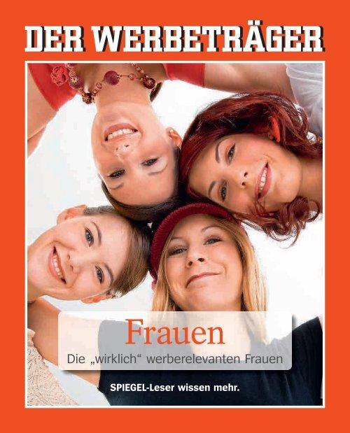 """Die """"wirklich"""" werberelevanten Frauen - Spiegel-QC"""