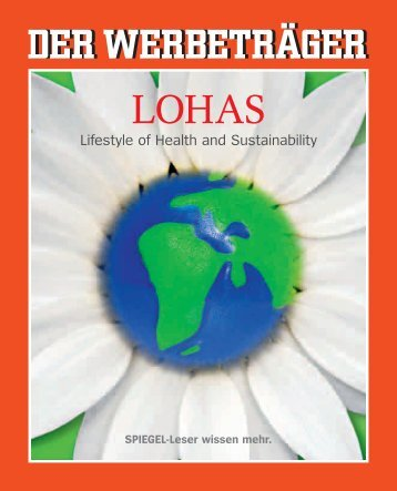 Lohas -Lifestyle of Health and Sustainability - Spiegel-QC