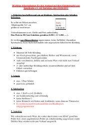 Wichtige Informationen für den Verkauf auf dem Kleidermarkt von ...