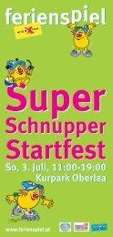 So, 3. Juli, 11:00-19:00 Kurpark Oberlaa So, 3. Juli, 11:00-19:00 ...