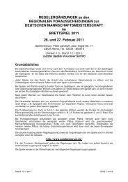 Regeln RegVor 2011 - V1.0 - Spielezentrum Herne