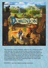 Dominion - Hans im Glück