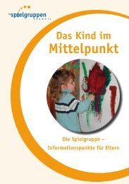 Broschüre Deutsch - IG Spielgruppen
