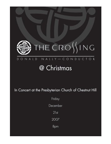@ Christmas - The Crossing