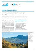 SpiezInfo August 2012 (PDF) - in Spiez - Page 6