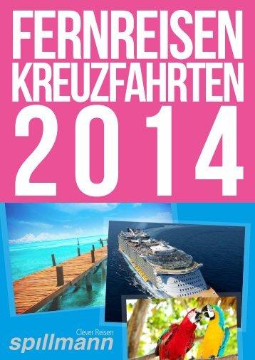 Fernreisen 2014 - Spillmann