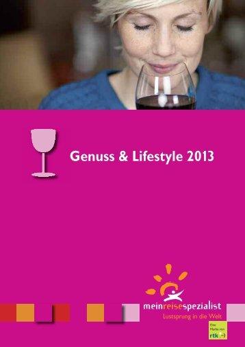 Genuss & Lifestyle 2013 - Spillmann