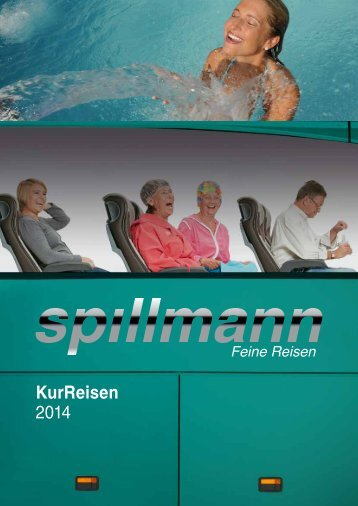KurReisen 2014 - Spillmann