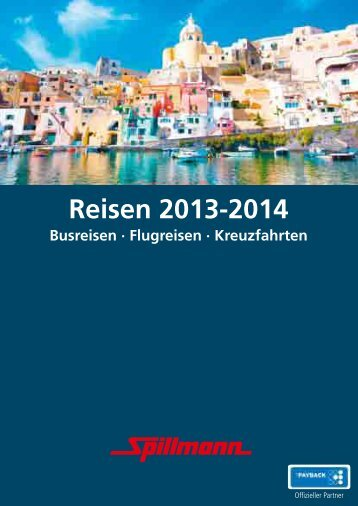 Reisen 2013-2014 - Spillmann