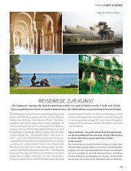 Reisewege zur Kunst, 2010 - Spillmann
