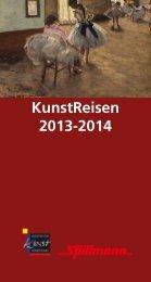 KunstReisen 2013-2014 - Spillmann