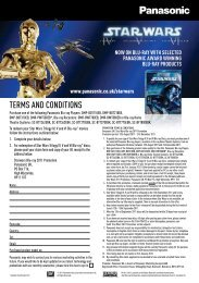 TERMS AND CONDITIONS - E-Merchant