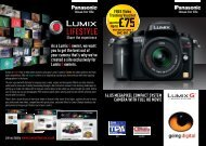 16.05 megapixel compact system camera with full hd ... - E-Merchant