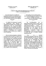 bijlagen algemeen kieswetboek (tabellen) (pdf) - Registre National
