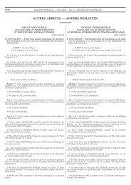 Koninklijk besluit van 21 januari 2009 (pdf)