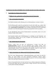 Skizze der Entwicklung der Wahlvorschriften in Belgien (pdf)